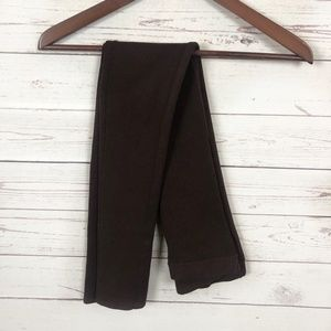 BCBGMaxazria Silk Blend Thick Stretchy Leggings